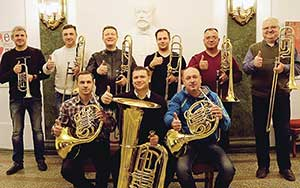Perm Opera - Brass Section - Russia