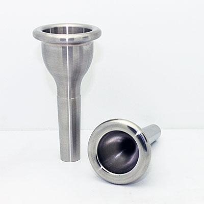 Kelly Mouthpieces Small Shank Trombone 6-1//2AL Mouthpiece Crystal Purple